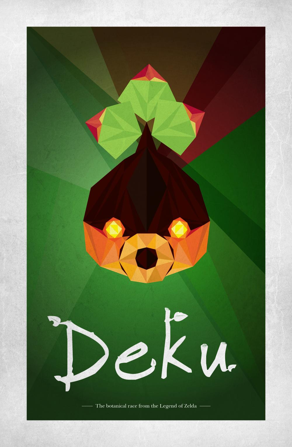 Deku by TheCuraga