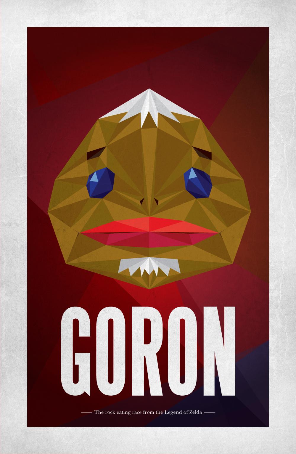 Goron by TheCuraga