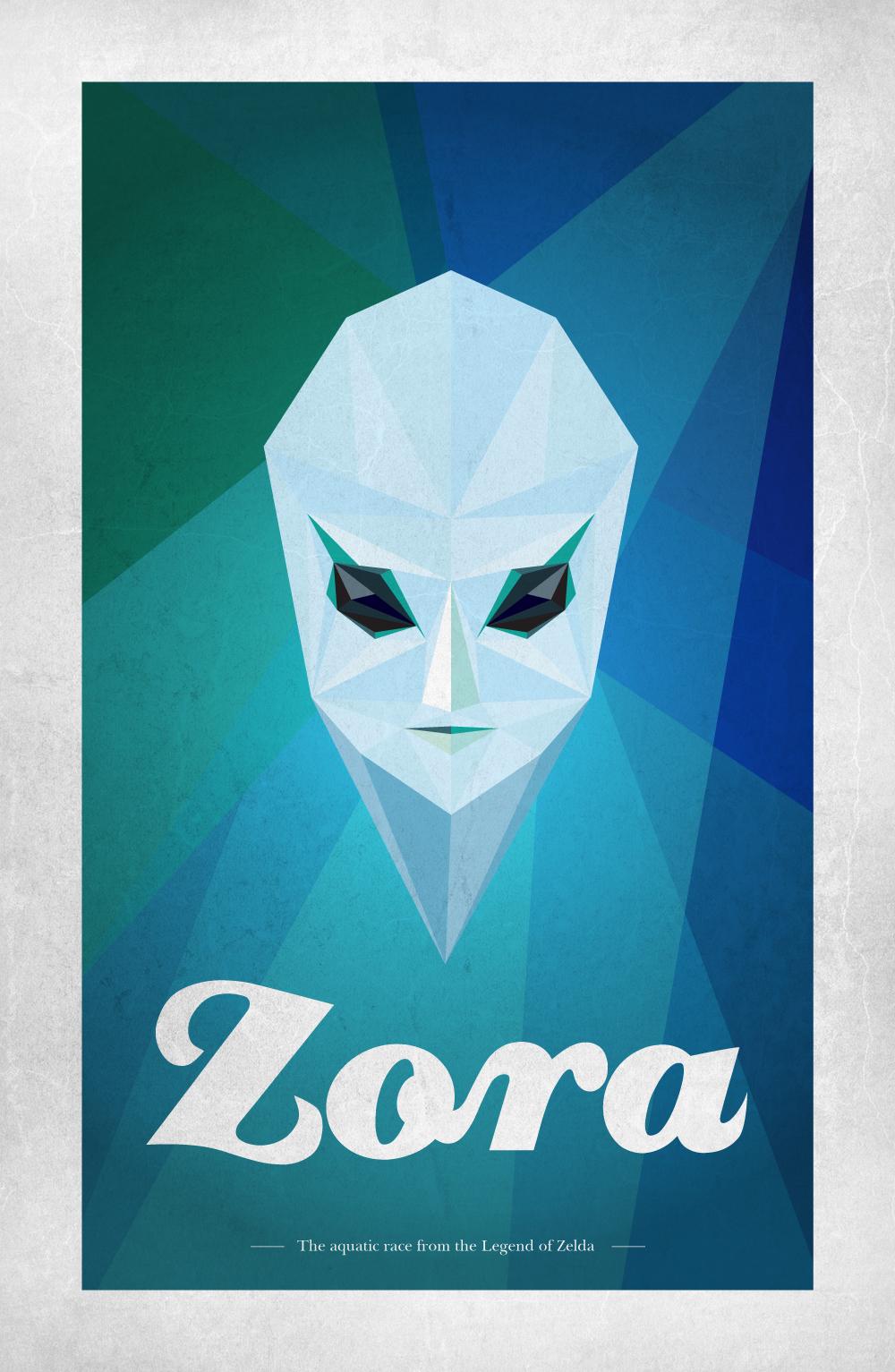 Zora by TheCuraga