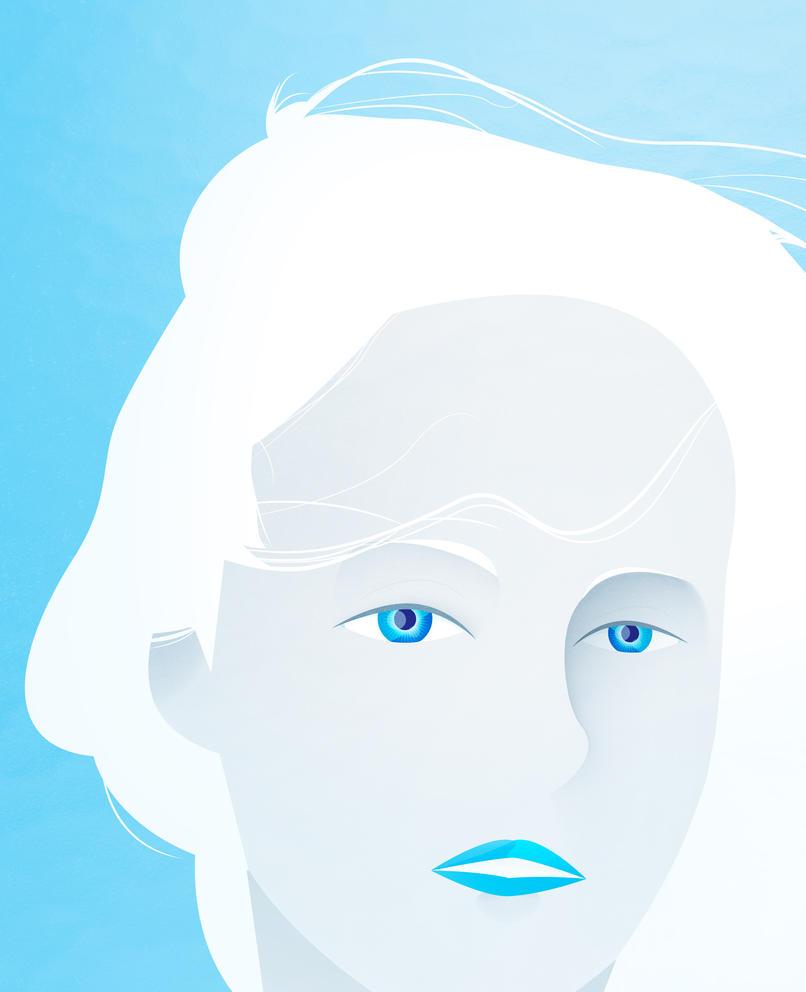 Portrait 2 by TheCuraga