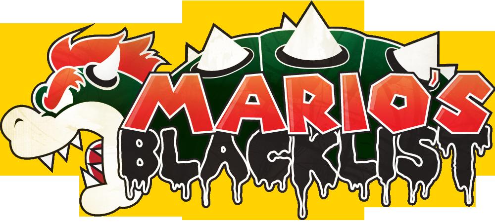 Mario's Blacklist by TheCuraga