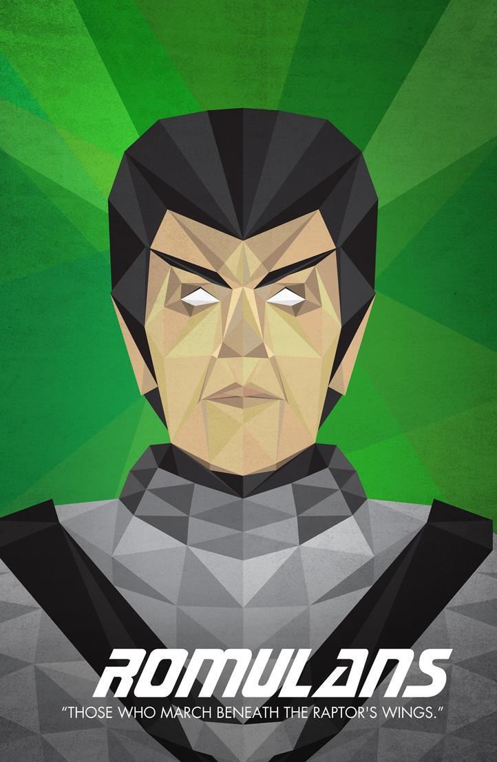 Romulans by TheCuraga