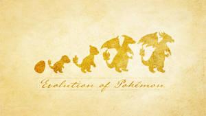 Evolution of Pokemon