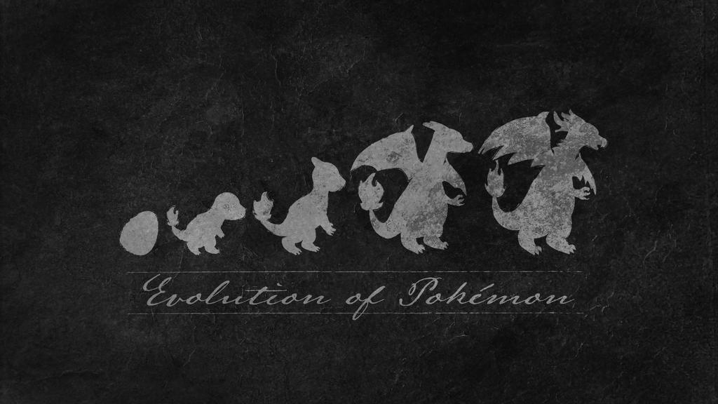 Evolution of pokemon dark