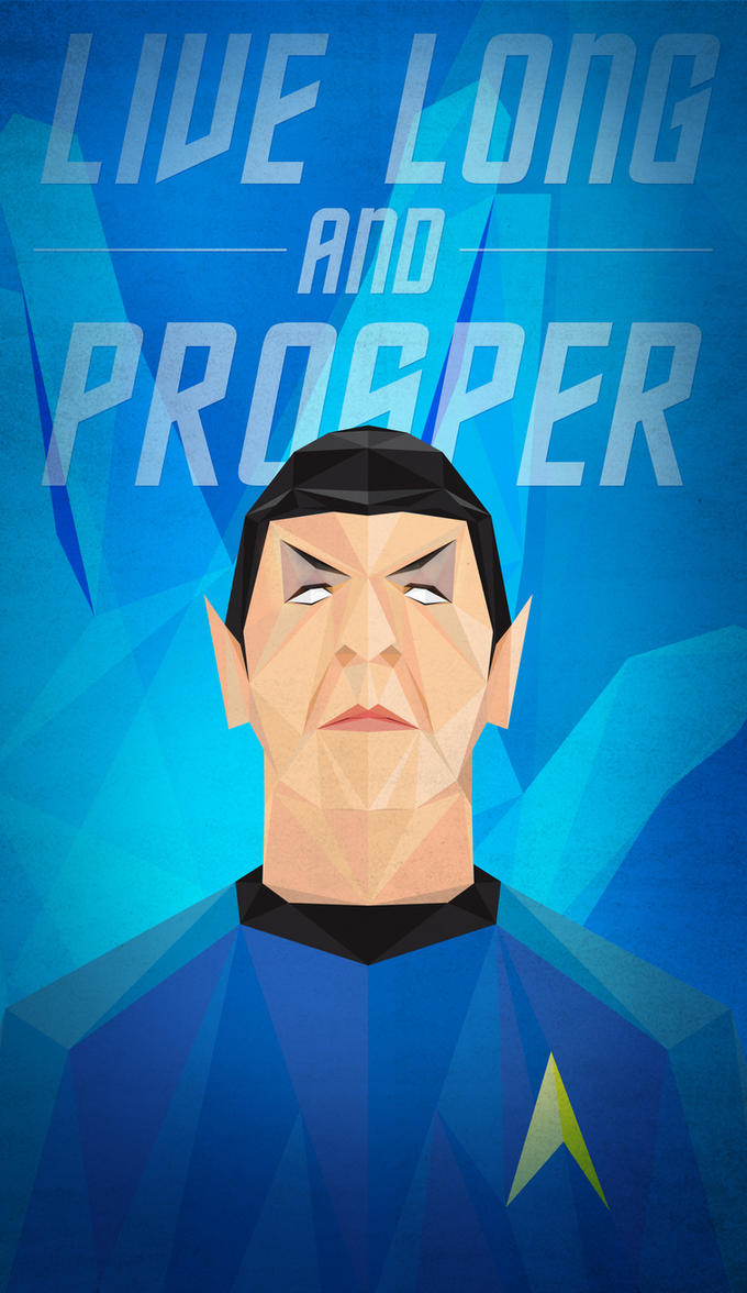 Live Long and Prosper by TheCuraga