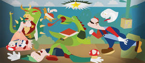 War of Mushroom Kingdom