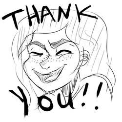 Thanks, Everyone!