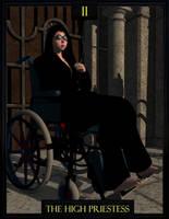 The High Priestess by Requiemwebcomic