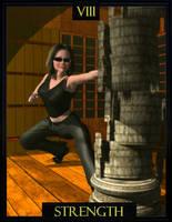 Strength by Requiemwebcomic