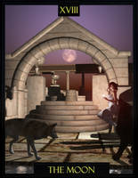 The Moon by Requiemwebcomic