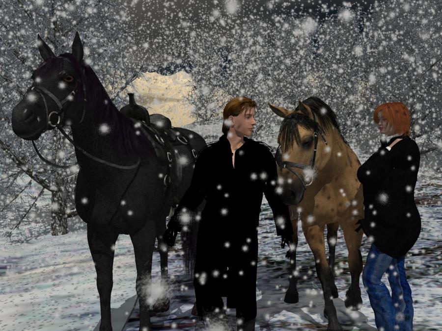 A Winters Requiem by Requiemwebcomic