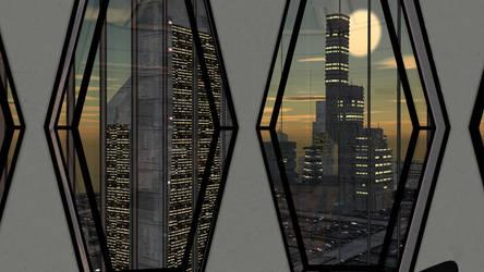 Skyline by Requiemwebcomic