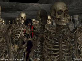 'Alone In A Crowd' by Requiemwebcomic