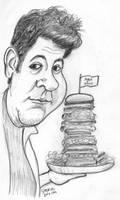 Man vs Food,  Adam Richman