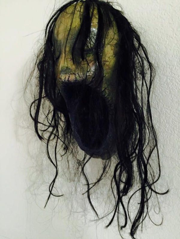 wall terror decoration by UglyBabyEater