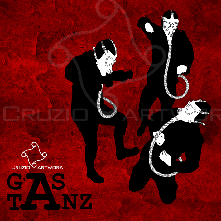 Gas Tanz by Cruzio