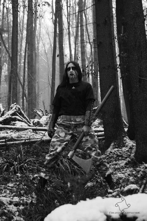 Black Metal V by Cruzio