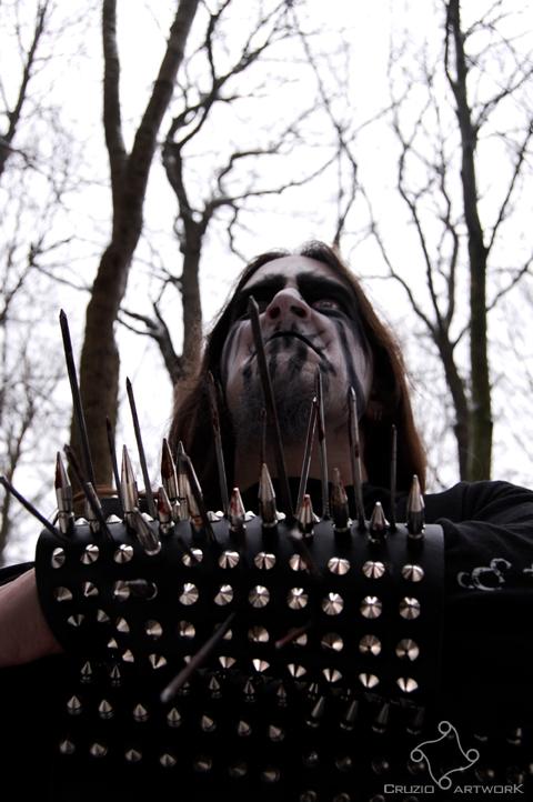Black Metal VII by Cruzio