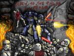 Death to the false Emperor