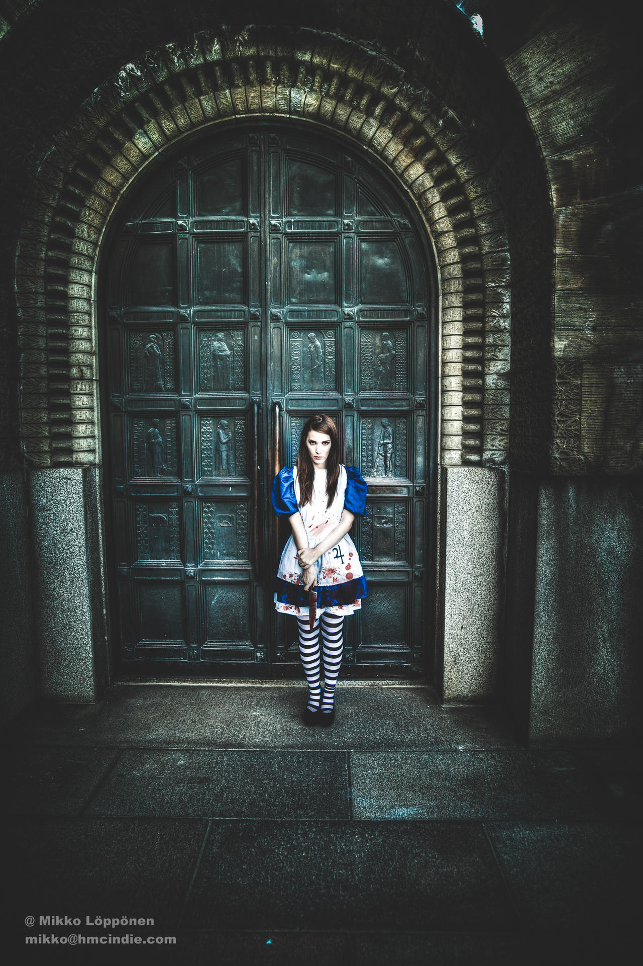 Dark door. by hmcindie & American McGeeu0027s Alice. Dark door. by hmcindie on DeviantArt