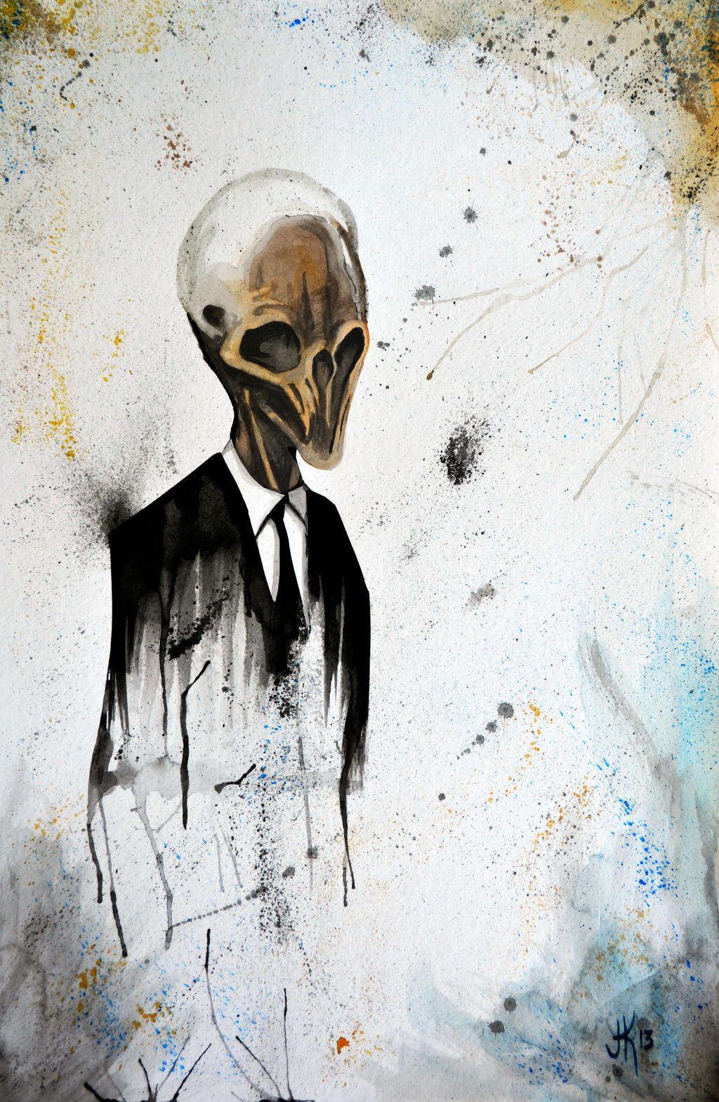 The Silence- Doctor Who