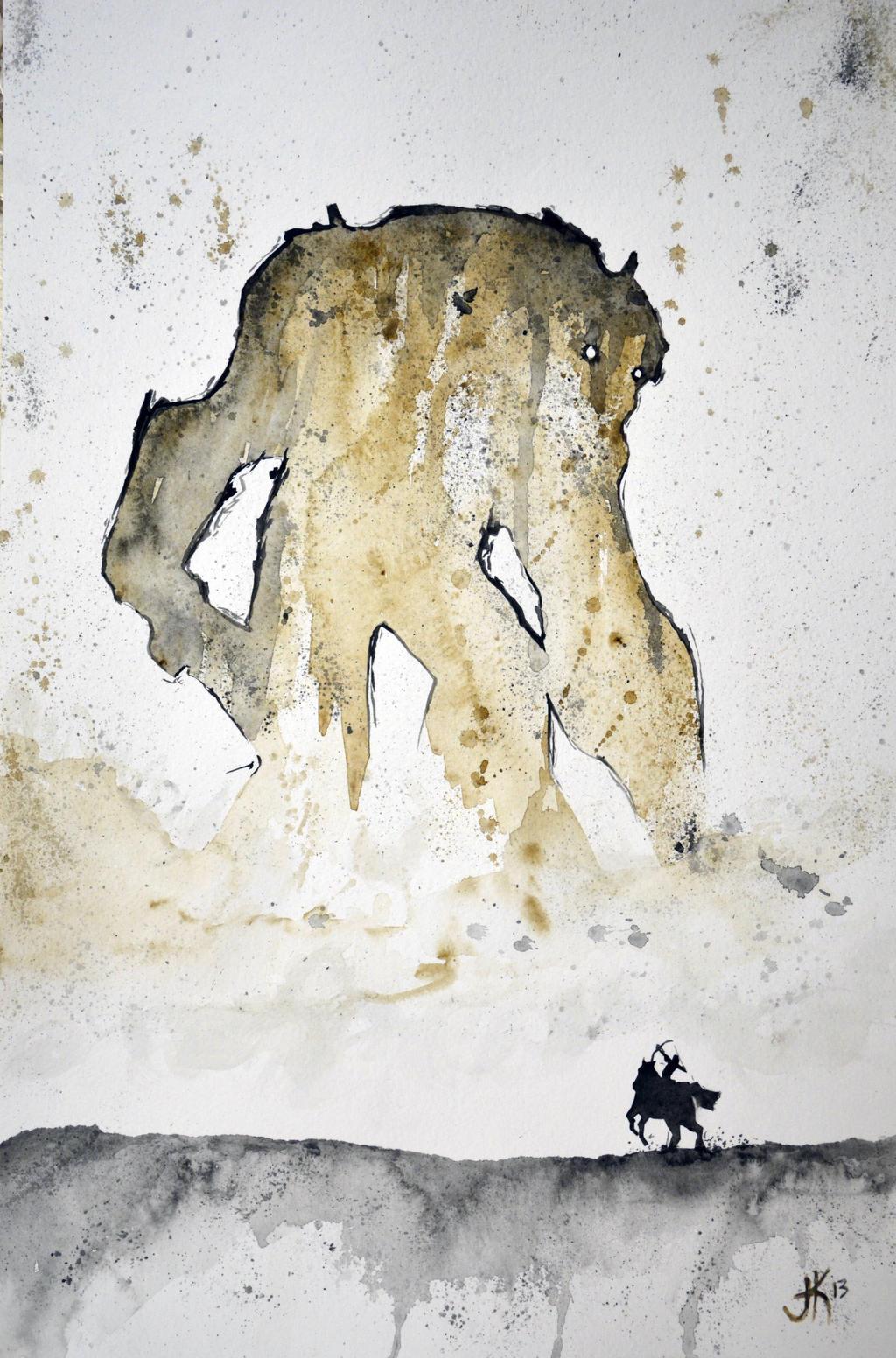 Shadow of the Collosus