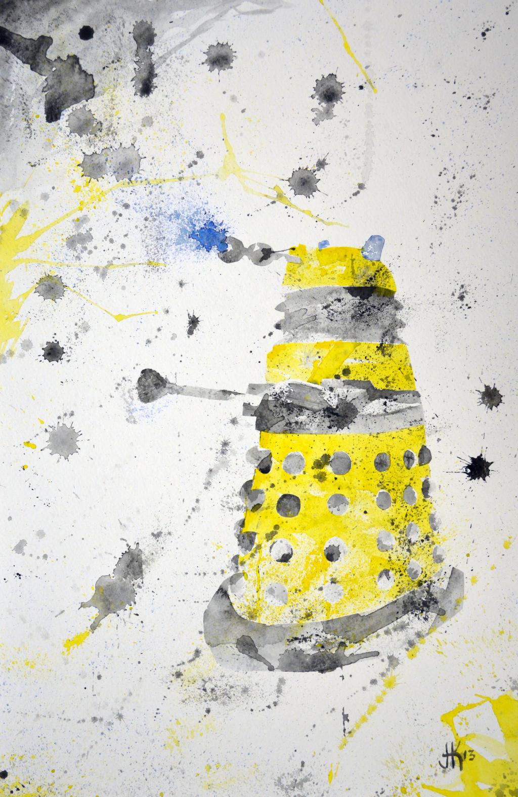 Dalek- Doctor Who