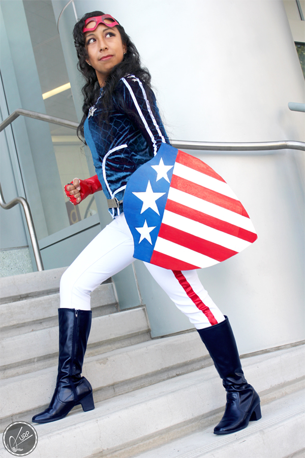 Patriot Wondercon 2014 by ACDragon