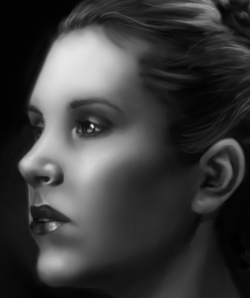 Leia: Detail by ReneAigner