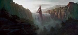 Falls of Rauros II