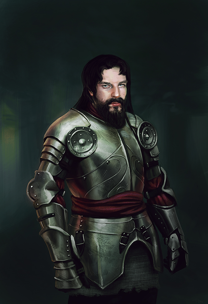 Sir Galahad by ReneAigner