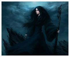 Dark Melisandre by ReneAigner