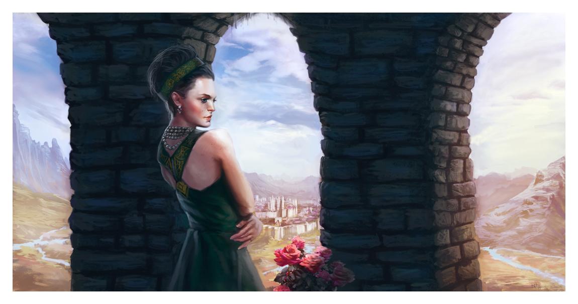 Margaery Tyrell by ReneAigner