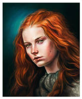 Sansa by ReneAigner