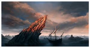 The Narrow Sea