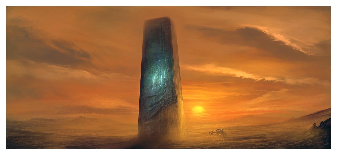 Monolith by ReneAigner