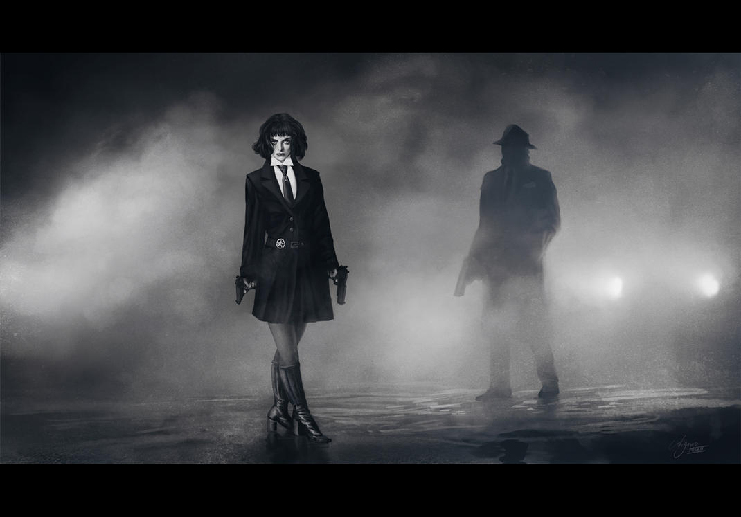 Film Noir Wallpapers