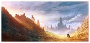 City of Dawn by ReneAigner
