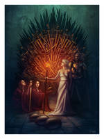 The Rightful Queen by ReneAigner