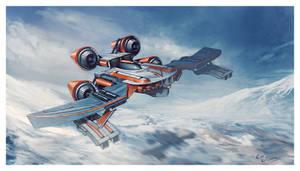Spacecraft/Glider 'Eldorado'