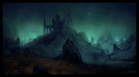 Fortress of Lost Souls by ReneAigner