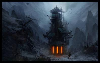 The Secret Tower (II)