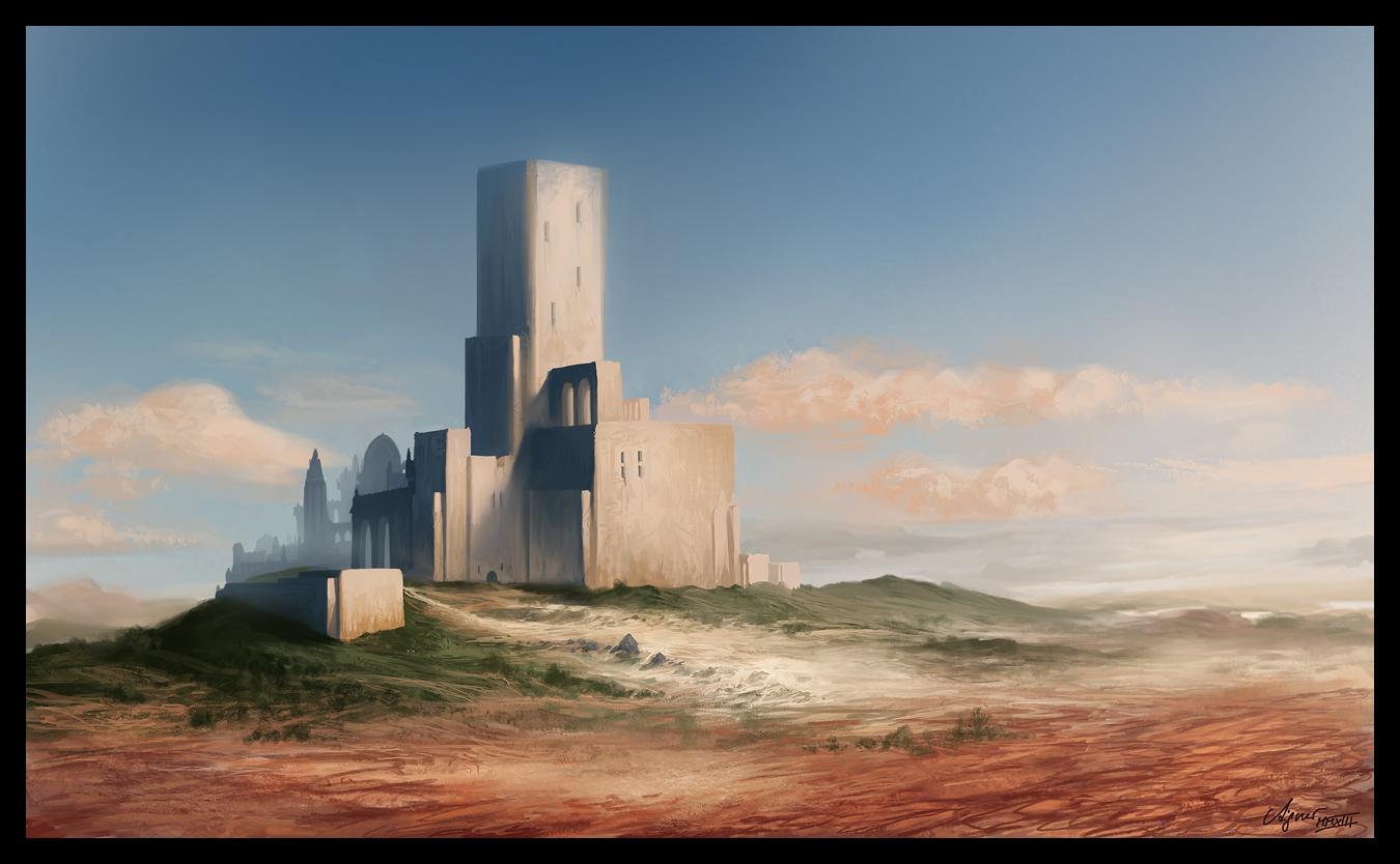 The Might of Zanzibar by ReneAigner
