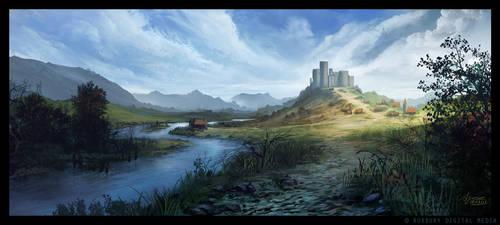 Feudal Lands by ReneAigner