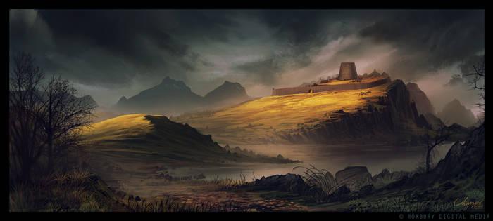 Blasted Lands by ReneAigner