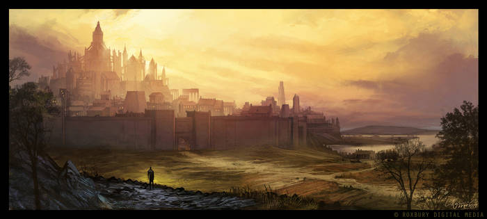 The Imperial City