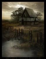 Ragnavik's Hall by ReneAigner