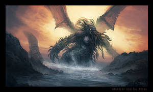 Cthulhu Rising by ReneAigner