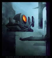 Snail by ReneAigner