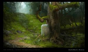 FROSTRUNEN - The Runestone